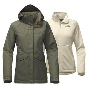 The North Face Merriwood Triclimate 3-1 Jacket